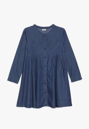 DEBO DRESS - Jeanskjole / cowboykjoler - denim