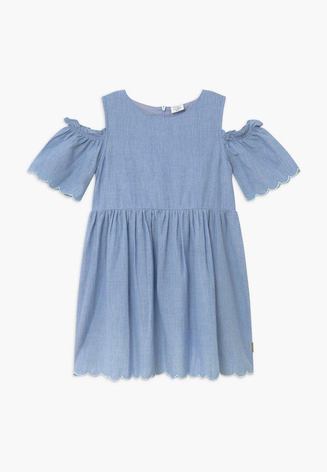 DIKOLA - Freizeitkleid - ever blue