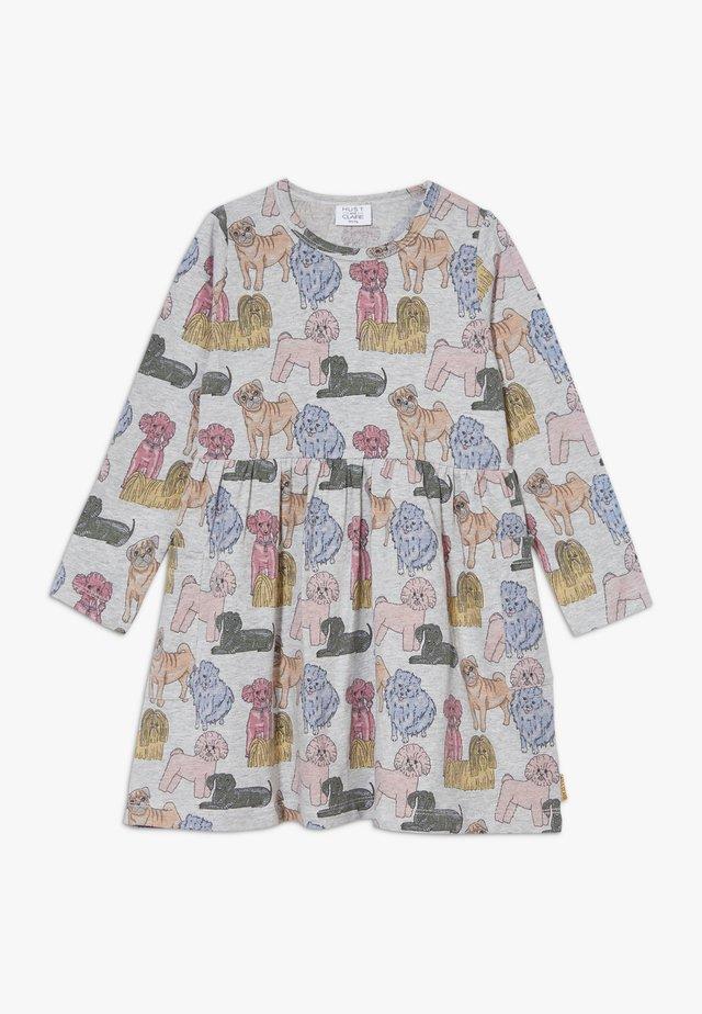 DIANE - Jersey dress - multi coloured