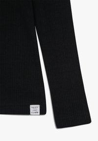 Hust & Claire - ANJA - Top sdlouhým rukávem - black - 3