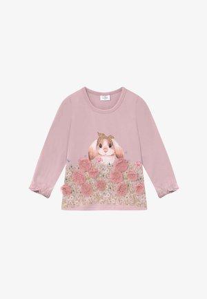 AMMY - Langærmede T-shirts - light pink