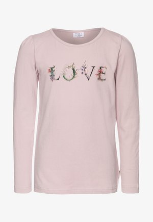 ANNSOFI - Langarmshirt - light pink