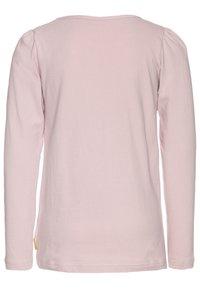 Hust & Claire - ANNSOFI - Top sdlouhým rukávem - light pink - 1