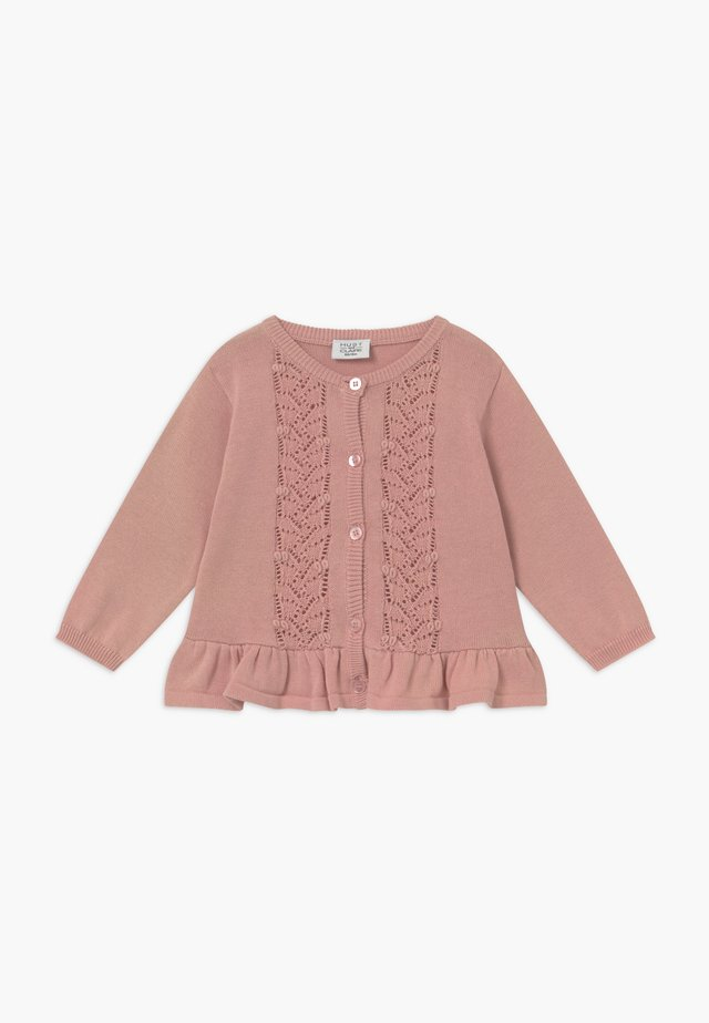 CANDIE BABY - Gilet - dusty rose