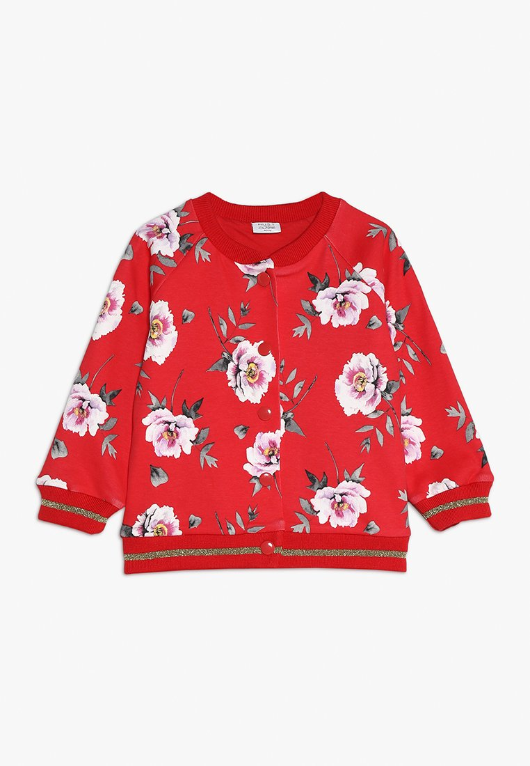 Hust & Claire - EVELY - Cardigan - poppy red