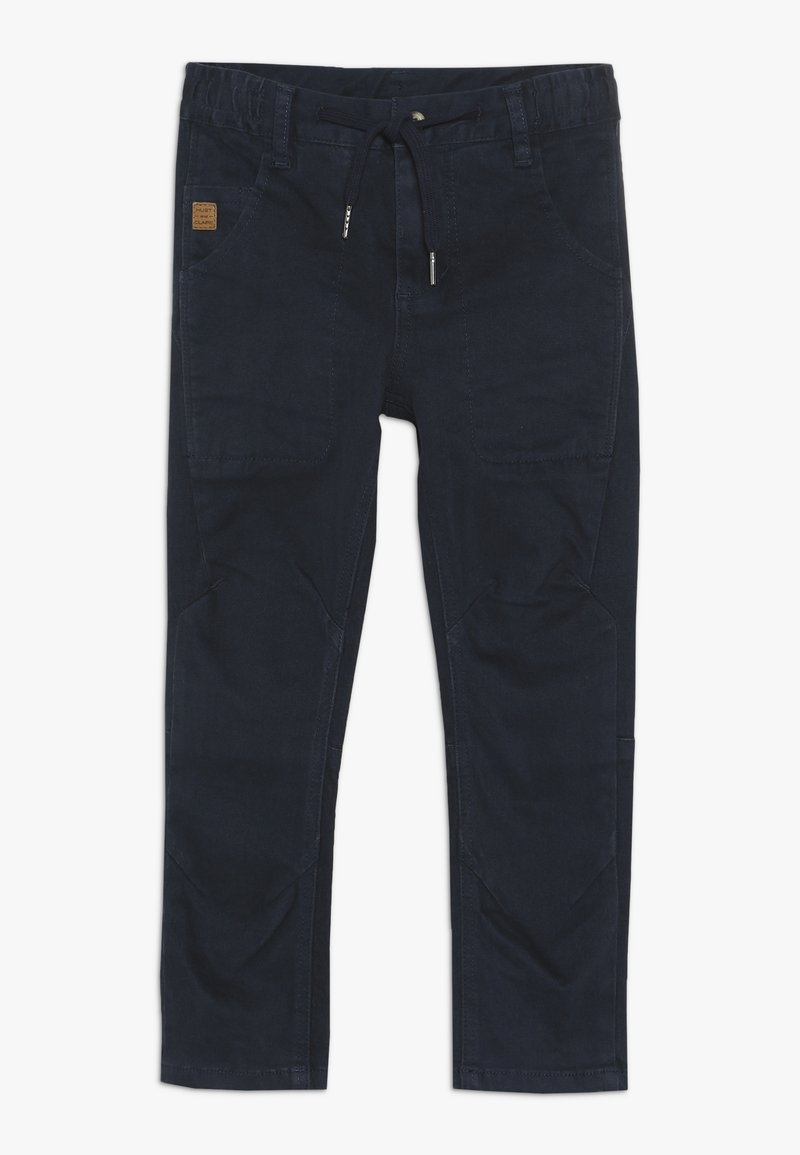 Hust & Claire - TROELS TROUSERS - Trousers - navy