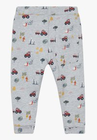 Hust & Claire - GORDON TROUSERS BABY - Tracksuit bottoms - grey - 1