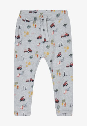 GORDON TROUSERS BABY - Tracksuit bottoms - grey