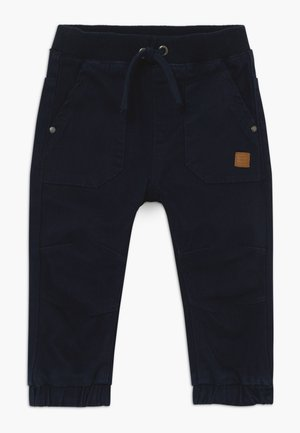 TOBI BABY - Pantalones - dark-blue denim