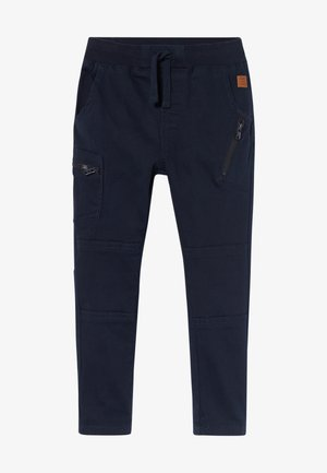 TIM - Trousers - dark blue