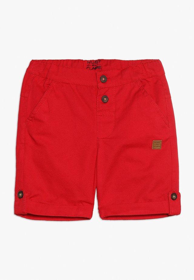 HALFDAN - Shorts - red patrol