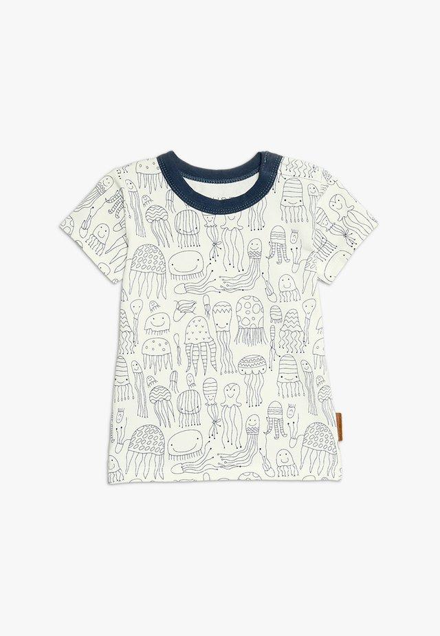 ANKER BABY - Print T-shirt - blue moon