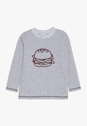 ALEX  - Pitkähihainen paita - pearl grey melange