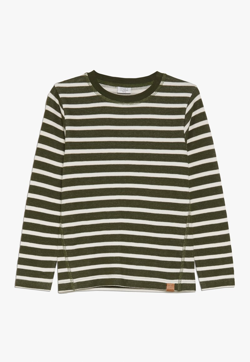 Hust & Claire - ARTI - Camiseta de manga larga - green