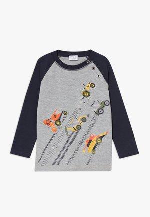 ALLAN - Sweatshirt - mottled grey