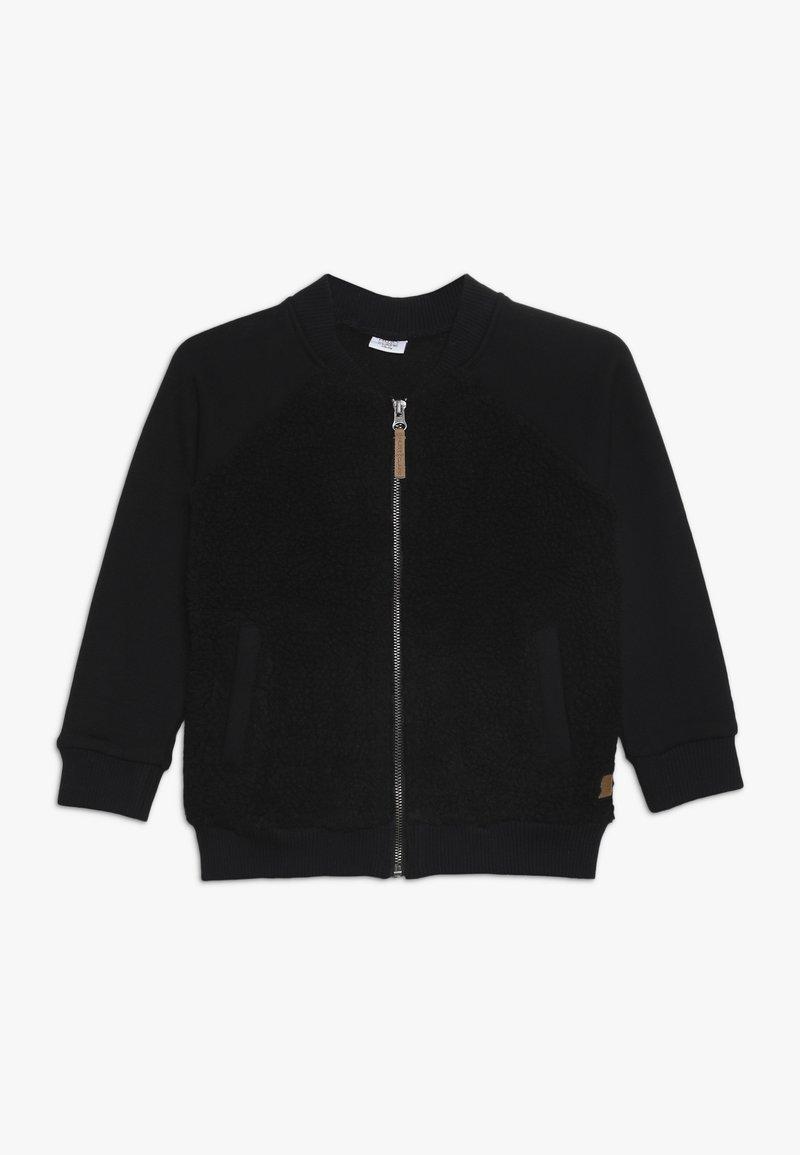 Hust & Claire - EMIL INDOOR JACKET - Zip-up hoodie - black