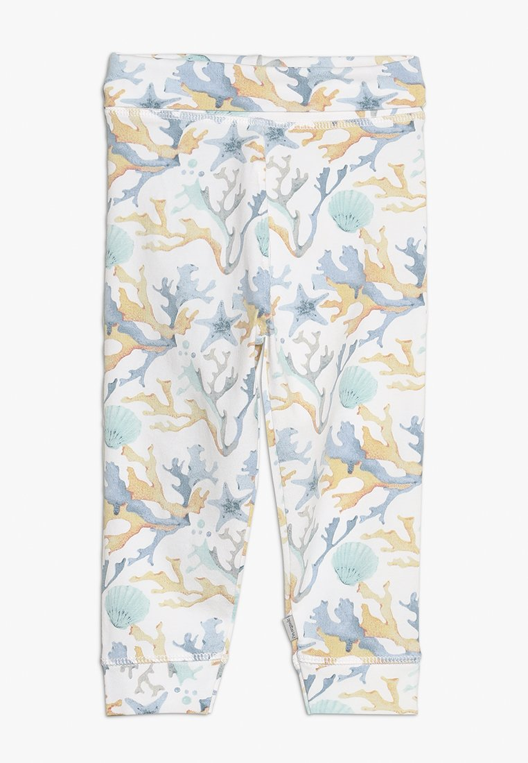 Hust & Claire - LUCA BABY - Leggings - Trousers - blue glow