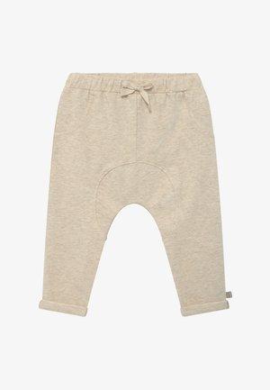 JOGGING BABY - Kalhoty - beige