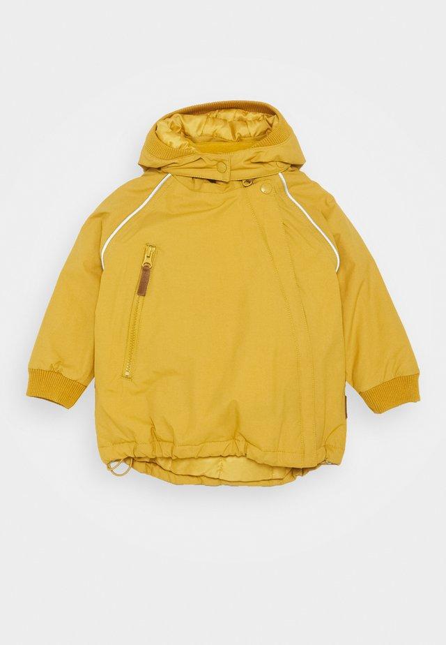 OBI JACKET - Zimní bunda - canary