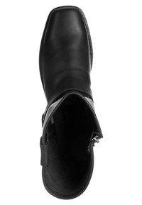 Harley Davidson - EL PASO - Cowboy/biker ankle boot - black - 6