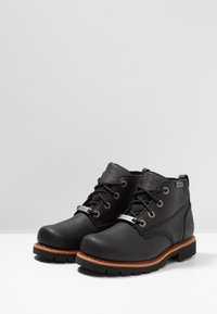 Harley Davidson - BROXTON - Lace-up ankle boots - black - 2