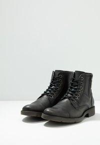 Harley Davidson - MAINE - Cowboy/biker ankle boot - black - 2