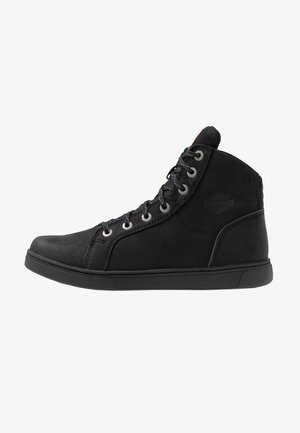 WATKINS - High-top trainers - black