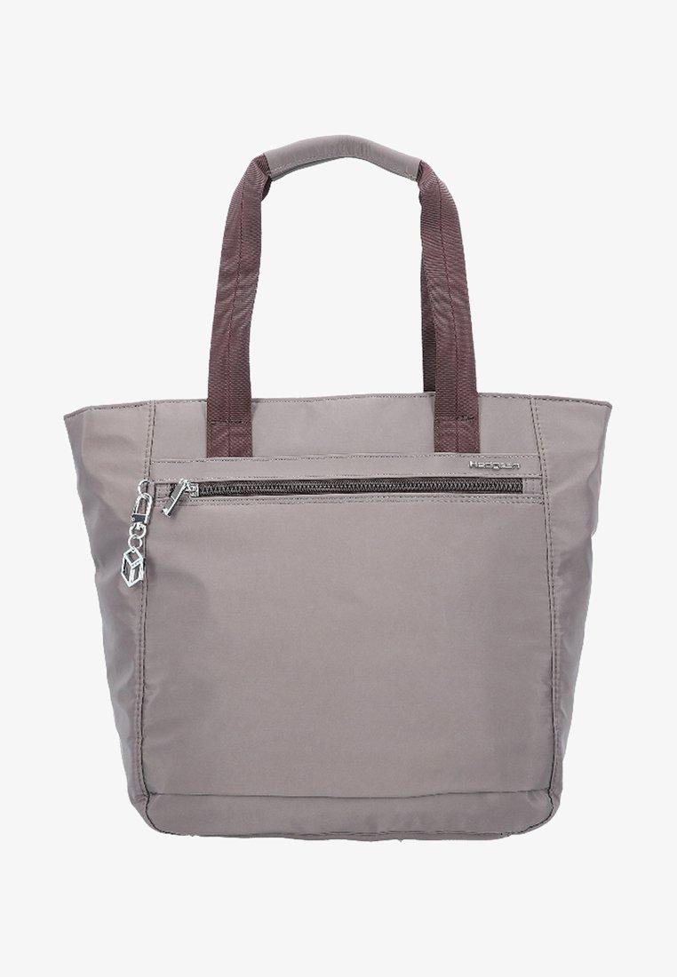Hedgren - INNER CITY  - Tote bag - sepia brown
