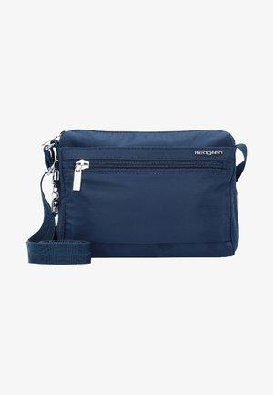 HEDGREN - Across body bag - dark blue
