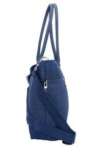 Hedgren - DIAMOND STAR - Handtasche - dress blue - 3