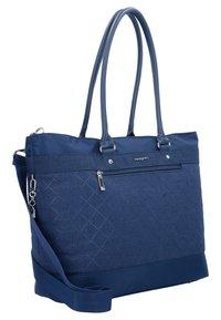 Hedgren - DIAMOND STAR - Handtasche - dress blue - 2
