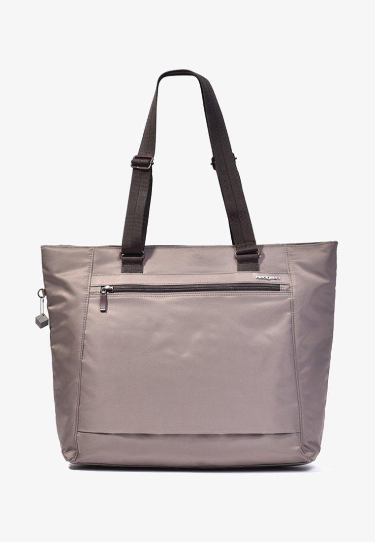 Hedgren - ELVIRA - Tote bag - sepia-brown