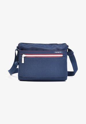 Across body bag - active blue