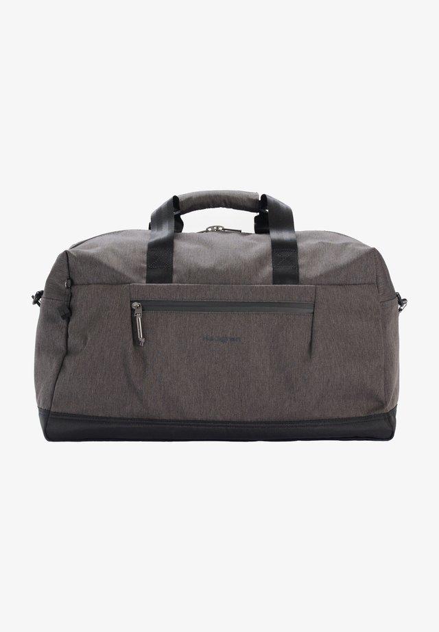 Weekend bag - dark iron
