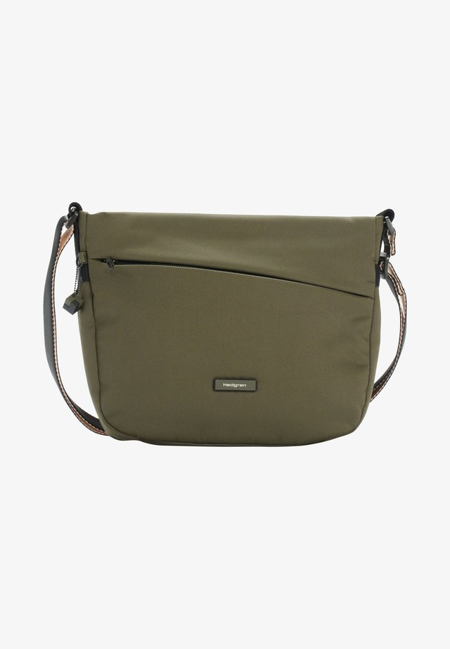 NOVA GRAVITY  - Handtasche - earth green