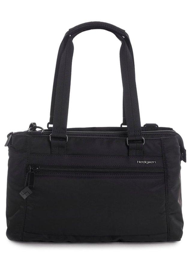 INNER CITY EVA S SCHULTERTASCHE RFID 32 CM - Handtasche - black2
