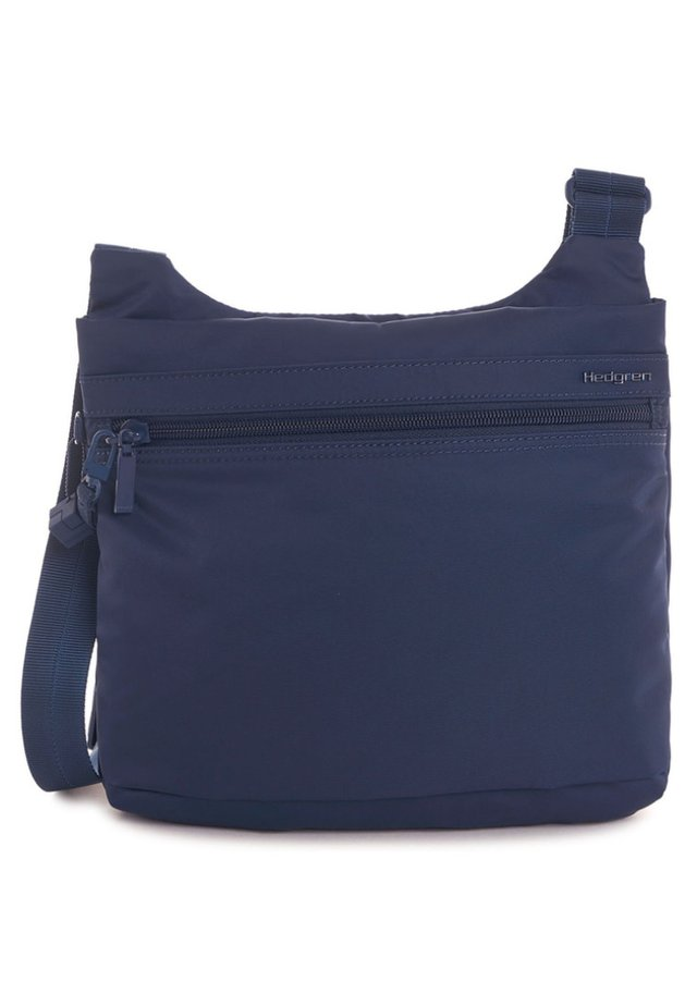 HEDGREN INNER CITY FAITH UMHÄNGETASCHE RFID 26 CM - Across body bag - dress blue2