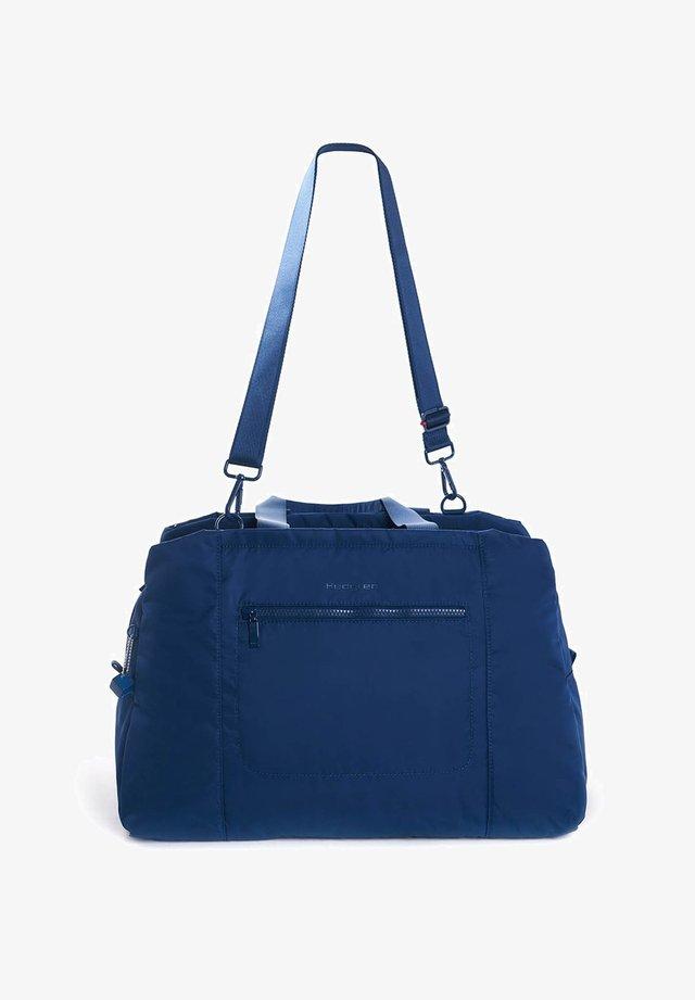 Handbag - navy blue