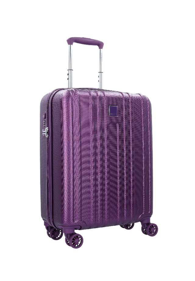 TRANSIT GATE - Wheeled suitcase - purple passion