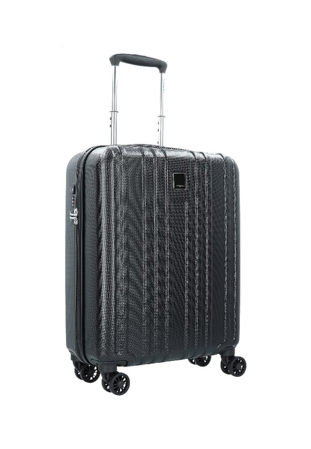TRANSIT GATE - Wheeled suitcase - black