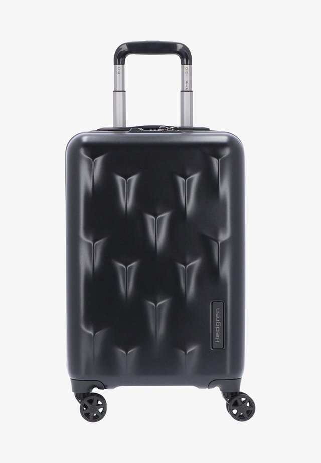 EDGE - Wheeled suitcase - black