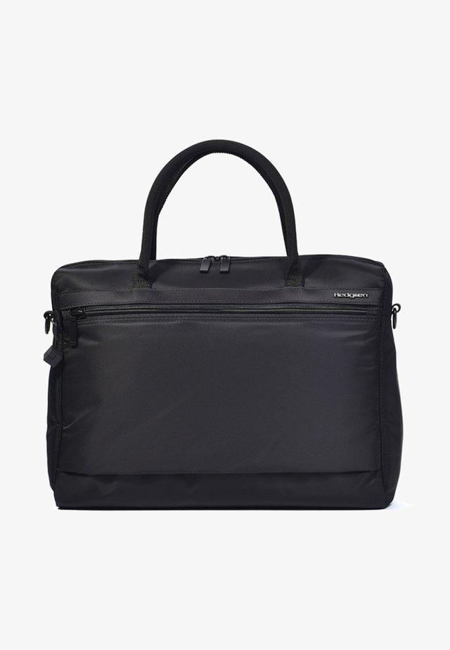 OLGA - Briefcase - black