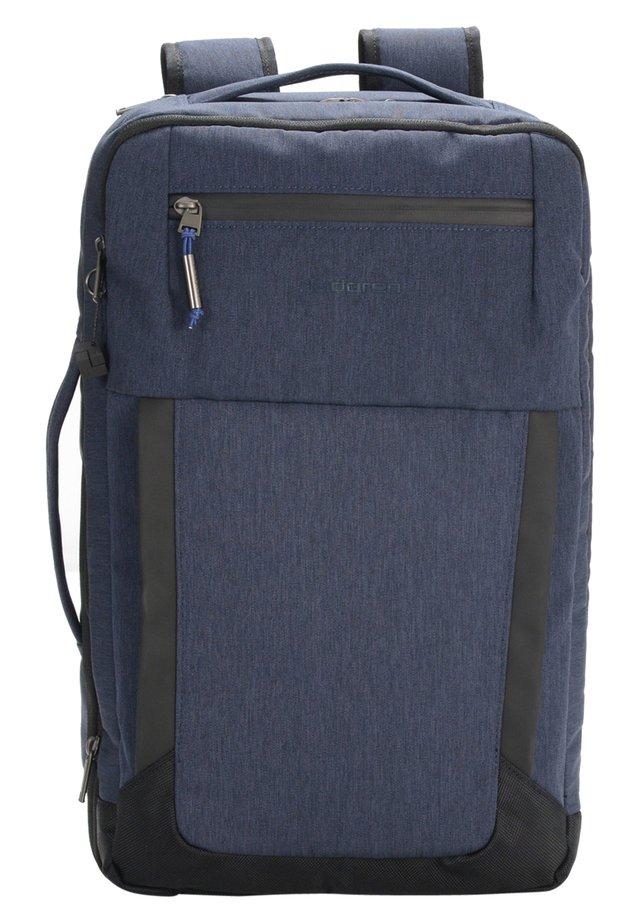 RFID  - Tagesrucksack - dark blue