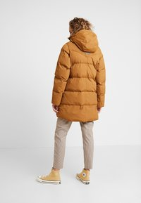 Helly Hansen - ADORE PUFFY PARKA - Parka - cedar brown - 2