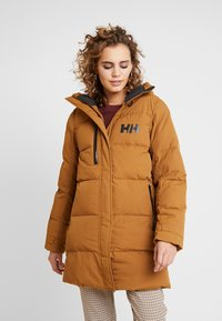 Helly Hansen - ADORE PUFFY PARKA - Parka - cedar brown - 0