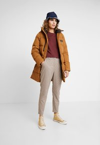 Helly Hansen - ADORE PUFFY PARKA - Parka - cedar brown - 1