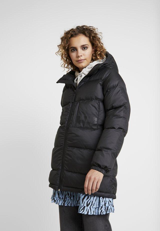 PUFFER - Zimní kabát - black