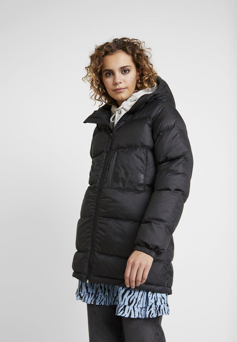 Helly Hansen - PUFFER - Winter coat - black
