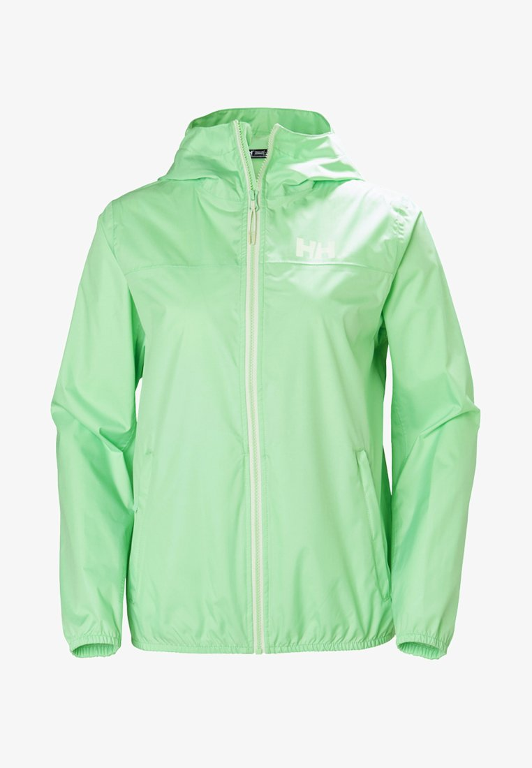 Helly Hansen - Regenjacke / wasserabweisende Jacke - light green