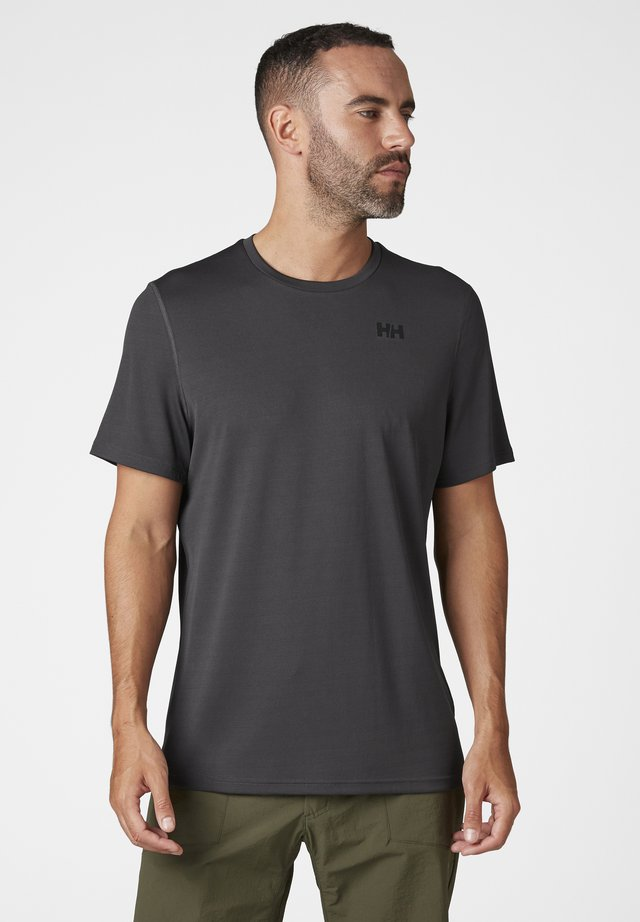 LIFA ACTIVE SOLEN  - Basic T-shirt - grey